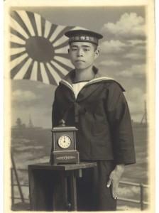 五藤忠雄さんの肖像写真