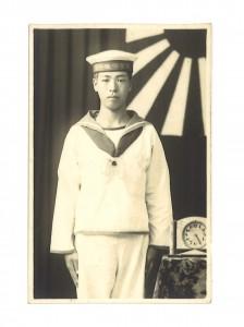 間瀬仙太郎氏の肖像写真